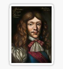 Johannes Georgius Bruchius Sticker