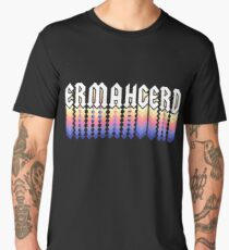 Ermahgerd Men's Premium T-Shirt