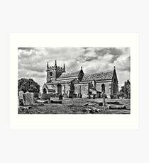 St. Mary's Art Print