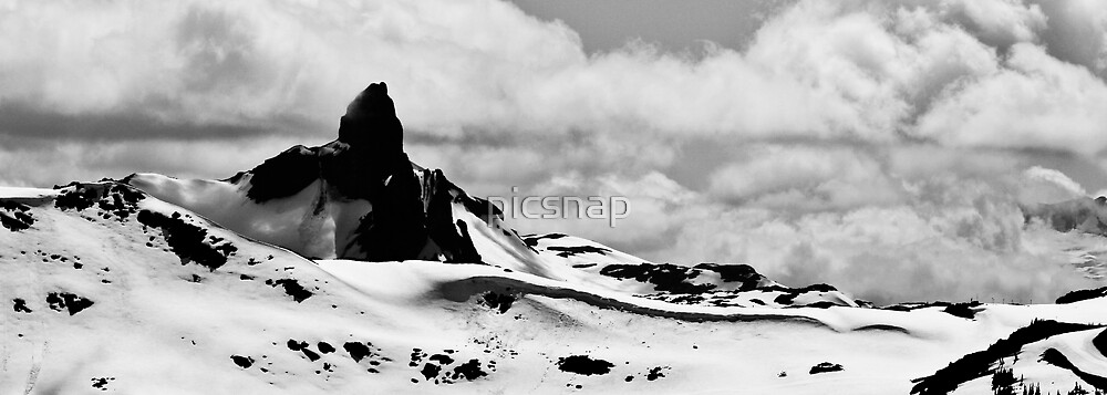 Black Tusk by picsnap