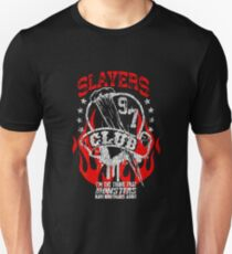 Buffy and Angel - Slayers Club Unisex T-Shirt