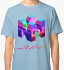 Nintendo 64 Vaporwave Classic T-Shirt