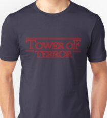 Tower of Terror X Stranger Things T-Shirt
