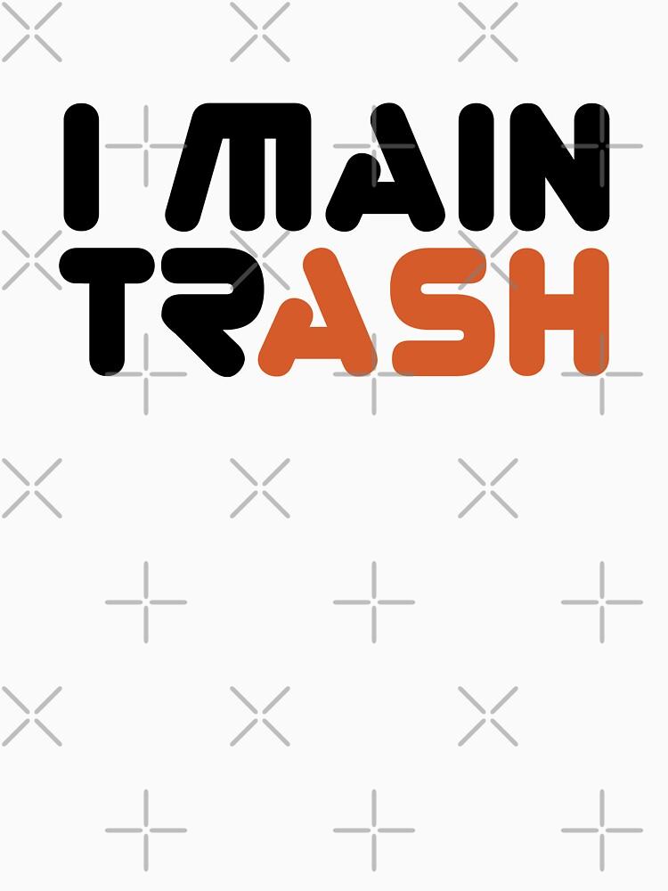 I MAIN (TR) ASH [Roufxis - RB] de RoufXis