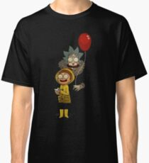 IT and Morty Classic T-Shirt