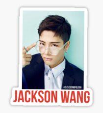 Pegatina Wang 2