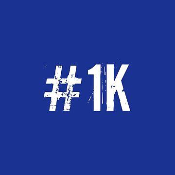 #1k by jdbruegger