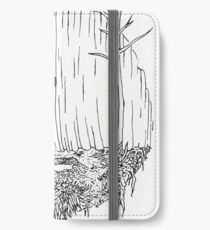 Through the Darkness of Future Past The Magician Longs To See iPhone Wallet/Case/Skin