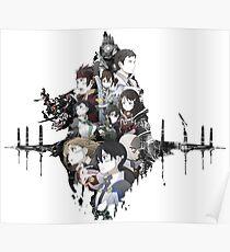 Sword Art Online Ordinal Scale Poster
