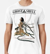 ghost in the shell by remsoun Men's Premium T-Shirt