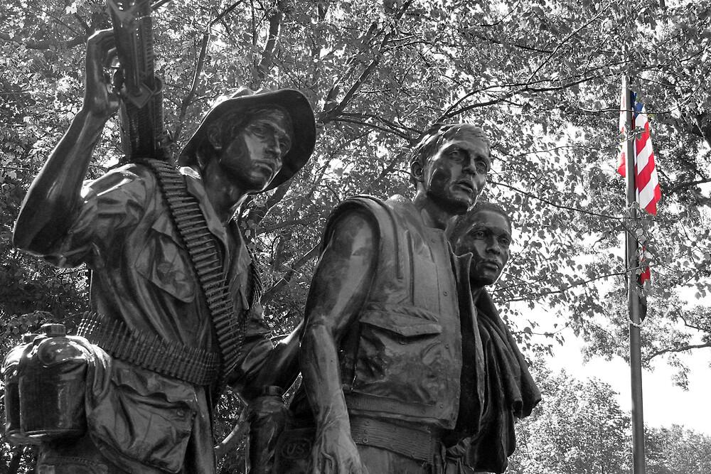 Comrades at Arms by CBenson
