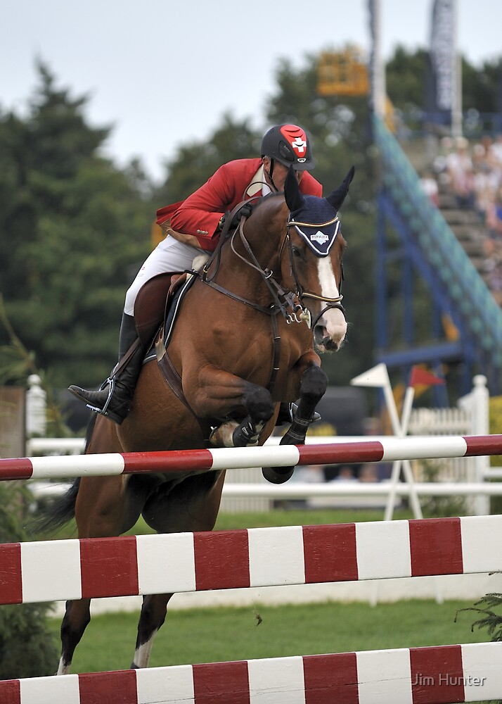 Horsepower at Hickstead by Jim Hunter