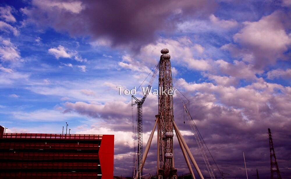 melbourne eye by Tod  Walker
