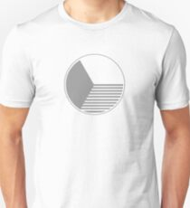 Czech Air Force Roundel (low visibility) T-Shirt