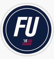 Frank Underwood Sticker