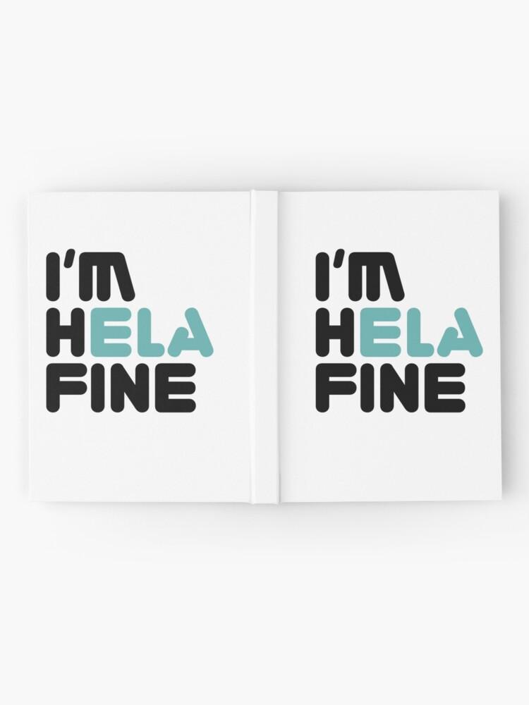 Vista alternativa de Cuaderno de tapa dura HELA FINE [Roufxis - RB]