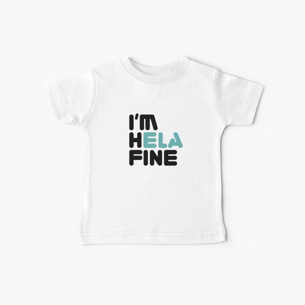 HELA FINE [Roufxis - RB] Camiseta para bebés
