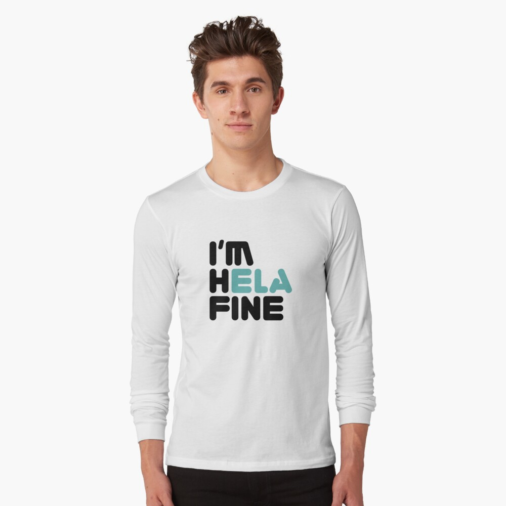 HELA FINE [Roufxis - RB] Camiseta de manga larga