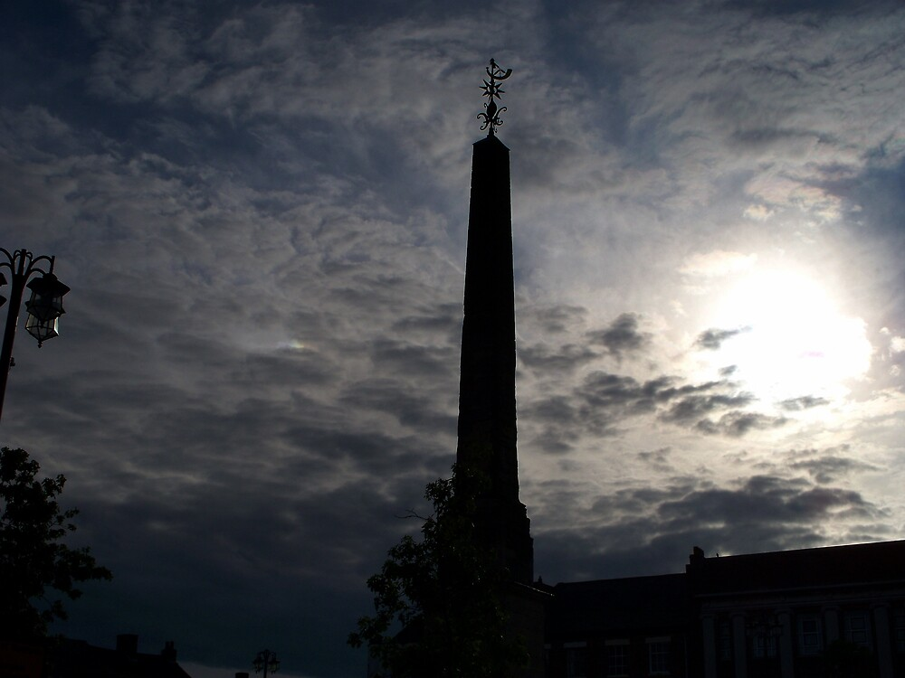 The Pillar of Ripon by Alex France