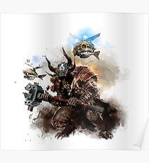 Guild Wars 2 - Scrapper Poster