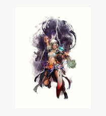 Guild Wars 2 - Tempest Art Print
