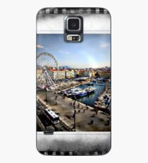 Marseilles Harbor Case/Skin for Samsung Galaxy