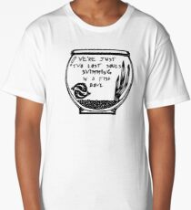 Two Lost Souls Swimming Long T-Shirt