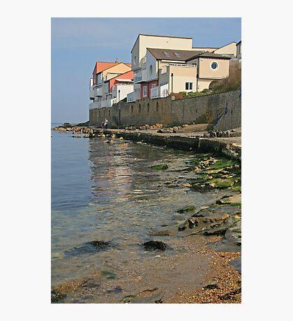 Sea View, Swanage Photographic Print