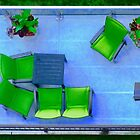 Patio Chairs by Shulie1