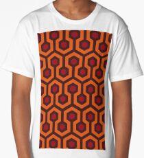Overlook Hotel Carpet (The Shining)  Long T-Shirt