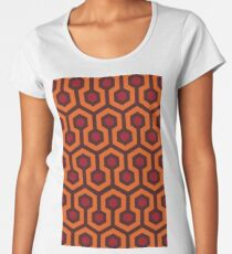 Overlook Hotel Carpet (The Shining)  Women's Premium T-Shirt