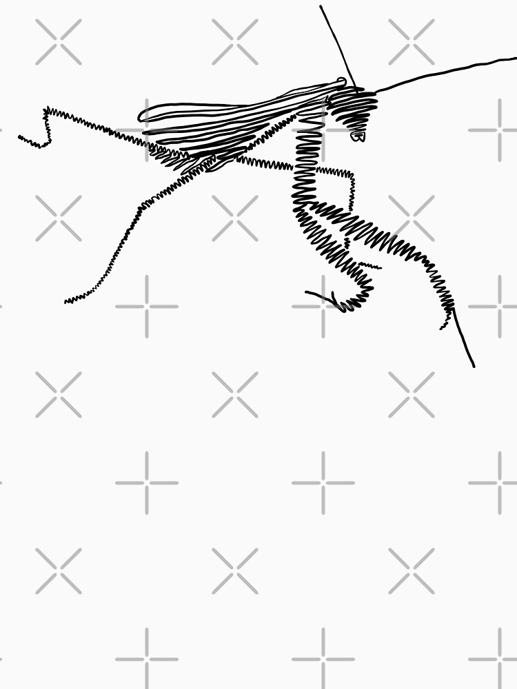 Praying Mantis T Shirt By Ellie419zap