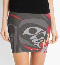 Raven Vision  Mini Skirt