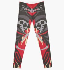 Raven Vision  Leggings