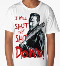 Negan Long T-Shirt
