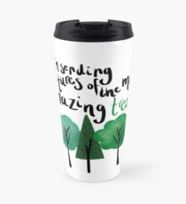 Dear Evan Hansen Amazing Trees Travel Mug