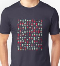 Robotz - Neons Unisex T-Shirt