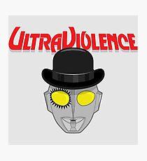 Ultra Violence Photographic Print