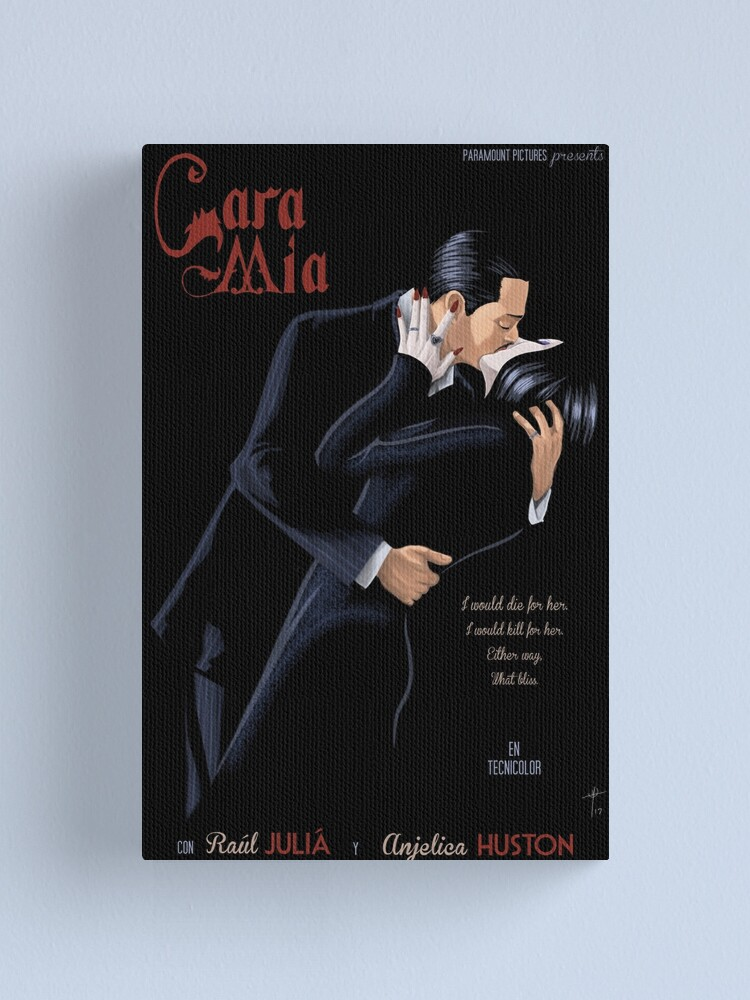 Alternate view of Cara Mia Canvas Print