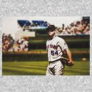 New York Mets T.J. Rivera #54 Portrait Session by #PoptART products from Poptart.me