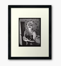 Marylin Monroe by Ed Feingersh, 1955 Framed Print