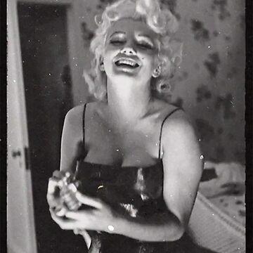 Marylin Monroe by Ed Feingersh, 1955 by alexklp