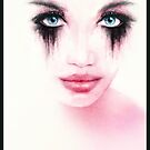 « MonGhost XII - TheWarriorGirl » par LilaVert