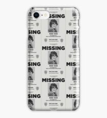 richie tozier missing / losers club iPhone Case/Skin