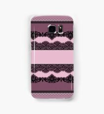 Lace Filigree Phone Cases Samsung Galaxy Case/Skin