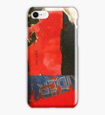 amelia 007 iPhone Case/Skin