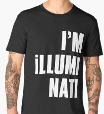 Skam - Isak's I'm Illuminati T-Shirt Men's Premium T-Shirt