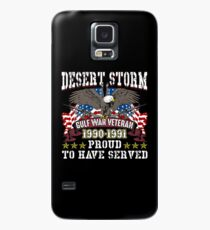 Desert Storm Gulf War Veteran  Case/Skin for Samsung Galaxy