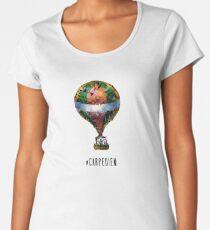 #carpediem Women's Premium T-Shirt