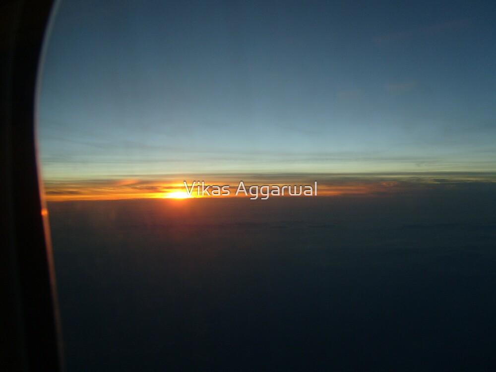sun'n'sky by Vikas Aggarwal